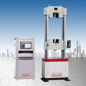 微机控制钢绞线锚固试验机
