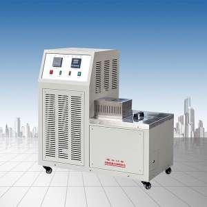 DWC-60--60℃冲击试样低温槽
