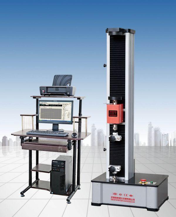 500N/1KN/2KN微机全自动弹簧拉压试验机